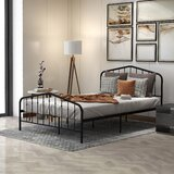 Abishanth Low Profile Platform Bed by Red Barrel Studio®
