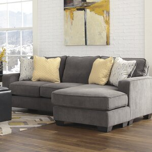 Cheeseman Sectional by Ivy Bronx