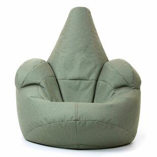 Hartford Giant Bean Bag Chair By Mercury Row