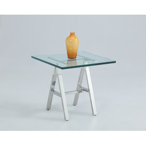 Janmarie End Table by Orren Ellis