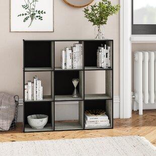Anzalone Bookcase By Ebern Designs