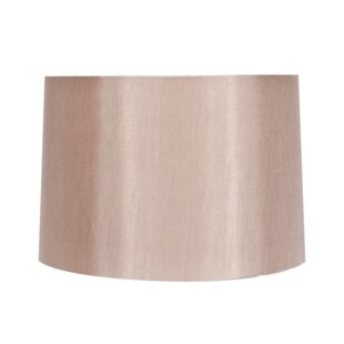 17 Faux Suede Drum Lamp Shade By Worlds Away