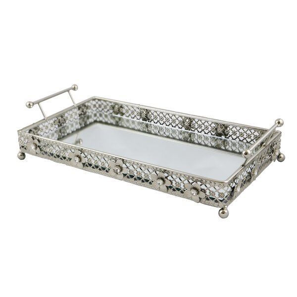 Rectangle Bevel Silver Mirror Square Shape Vanity Plate Tray Find Complete Details About