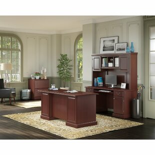Kathy Ireland Office by Bush Bennington 3 Piece Office Suite