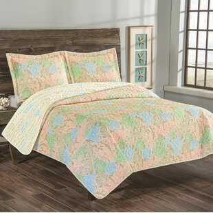 Celso Reversible Quilt Set by Highland Dunes No Copoun