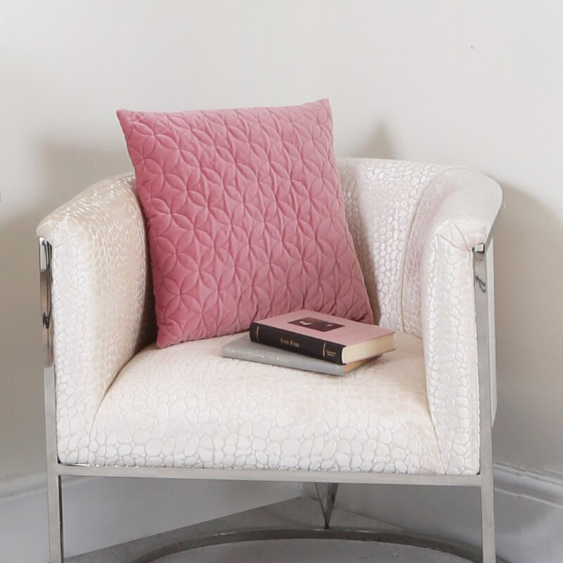 Marlow Home Co Cueto Cushion With Filling Wayfair Co Uk