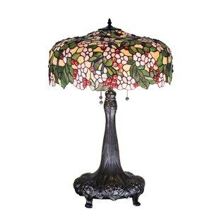 Tiffany Blossom 31 Table Lamp
