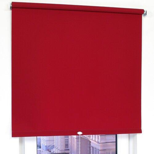 Springrollo Tageslicht ClearAmbient Farbe: Dunkelrot  Größe: 92 x 180 cm   Heimtextilien > Jalousien und Rollos > Springrollos   ClearAmbient