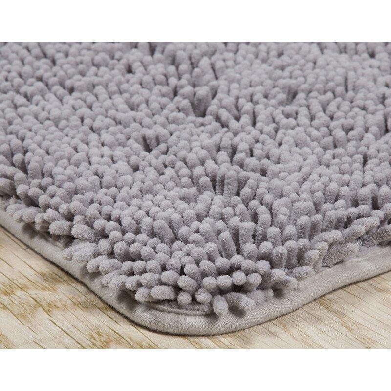 Plyh Memory Foam Rectangular Polyester