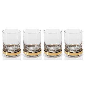 Artu Rocks 10.82 oz. Cordial Glass (Set of 4)