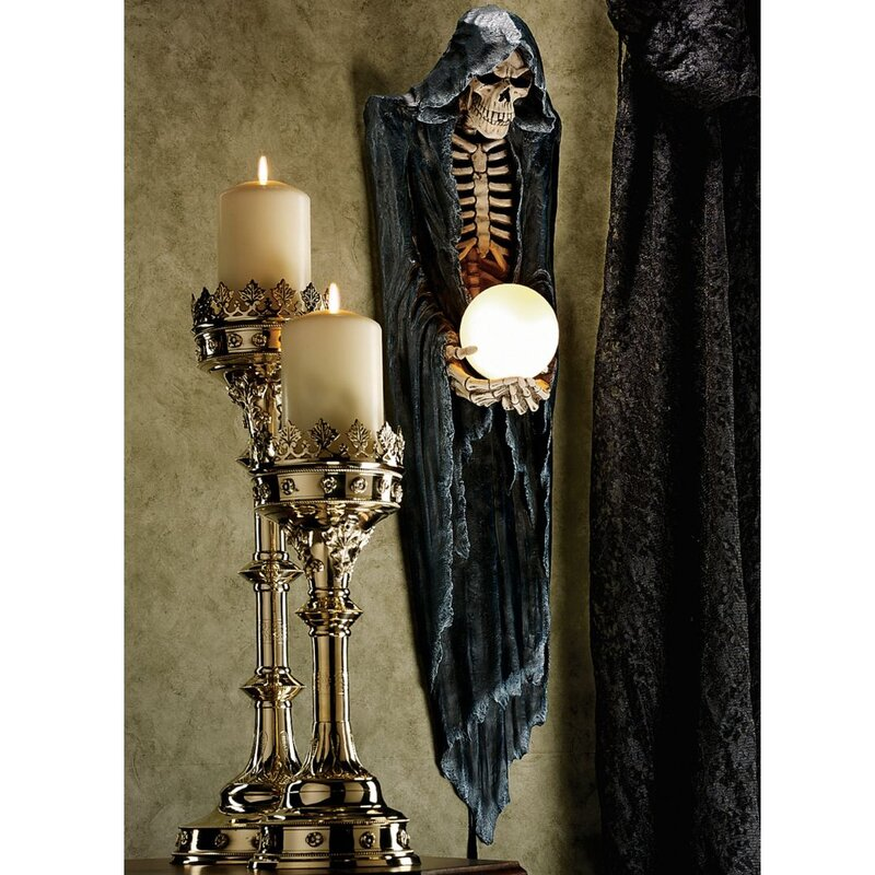 The Grim Reaper Illuminated Wall Décor