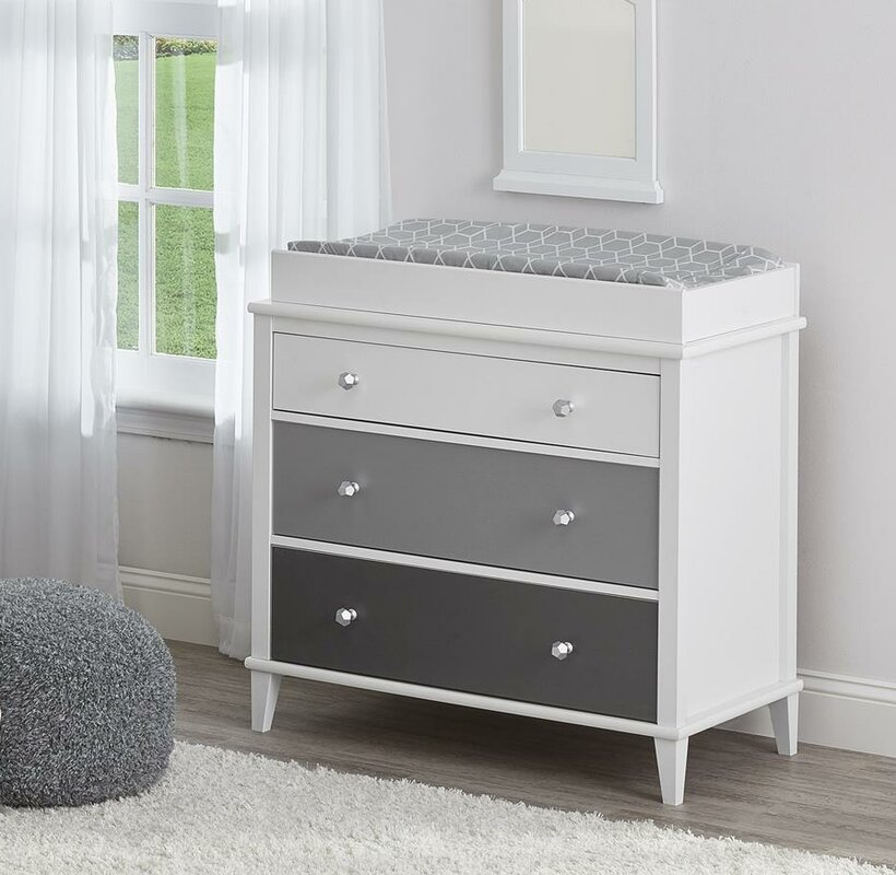 Captivating Monarch Hill Poppy Dresser Combo