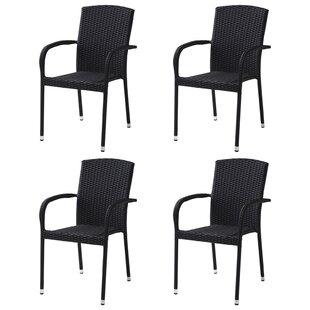 Witsell Stacking Garden Chair (Set Of 4) By Sol 72 Outdoor