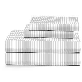 Alwyn Home Stacey 4 Pack Straps Sheet Set Reviews Wayfair