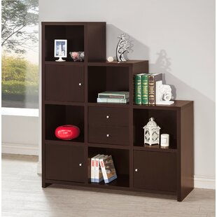 Cube Step Bookcase by Wildon H..