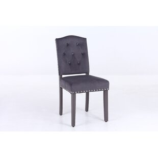 Jovanny Upholstered Dining Chair (Set Of 2) By Rosalind Wheeler