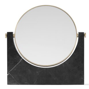 Bath Pepe Marble Bar Mirror Menu