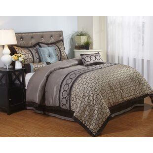 Link 7 Piece Comforter Set by Nanshing America, Inc Herry Up