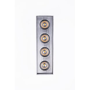 dCOR design Jupiter Landscape 4-Light Spot Light