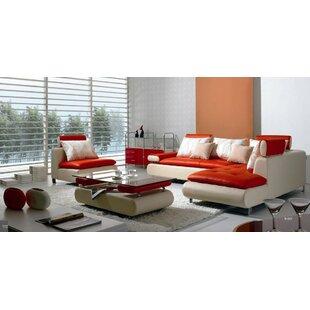 Orren Ellis Corktown 4 Piece Living Room ..
