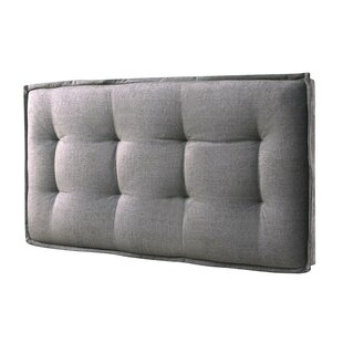 Comparison Mireille Tufted Upholstered Panel Headboard by Andover Mills