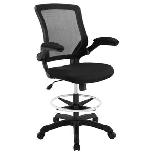 Gail High-Back Mesh Drafting Chair