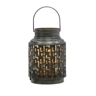 Inexpensive Chastain LED Outdoor Wall Lantern By Bloomsbury Market