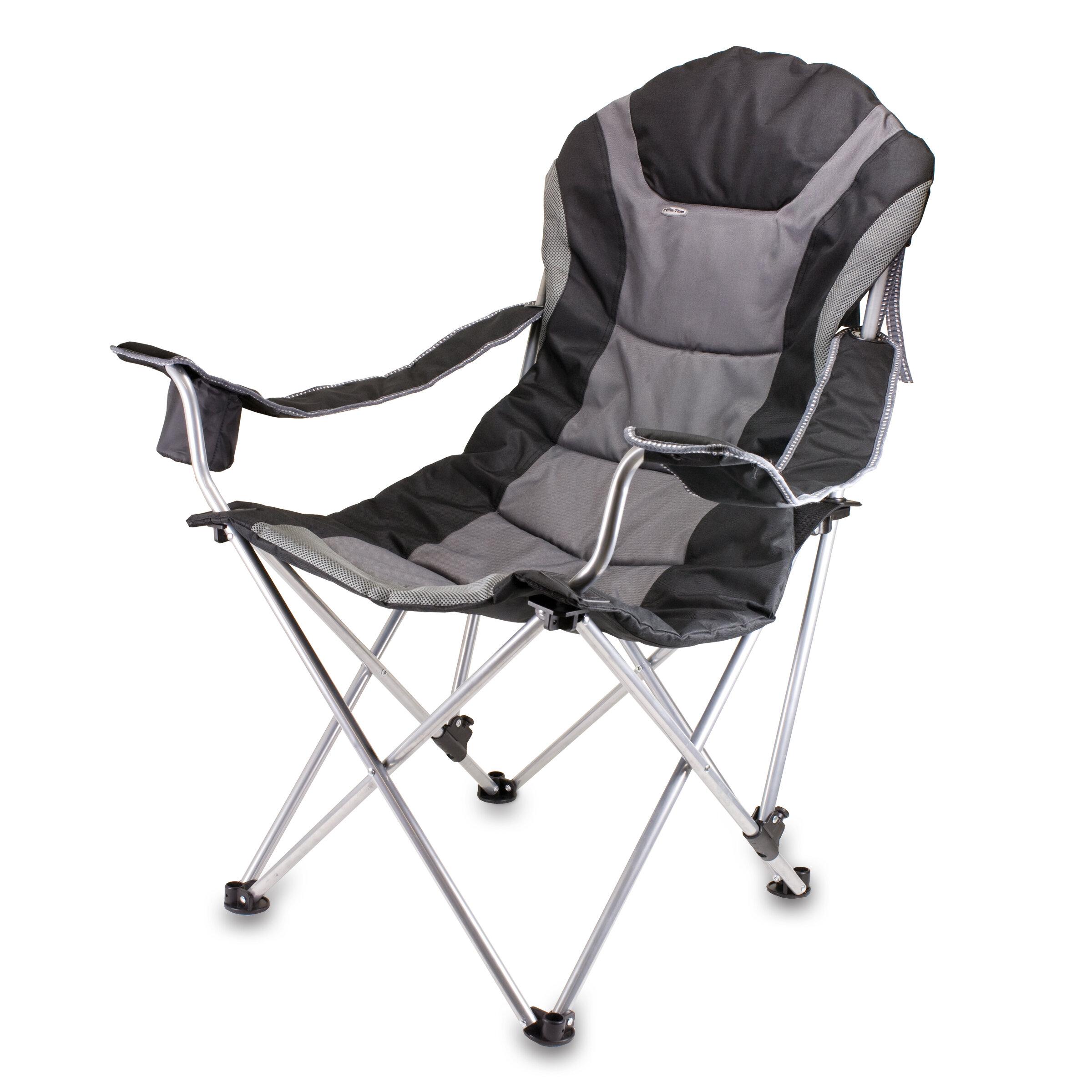 Freeport Park Shipley Reclining Camping Chair U0026 Reviews | Wayfair