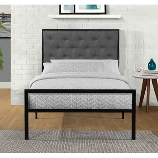 Look for Hartin Upholstered Platform Bed by Alcott Hill Reviews (2019) & Buyer's Guide