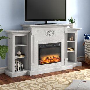 Alcott Hill Dimmick Electric Fireplace