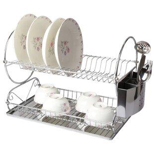 Mega Chef 2 Shelf Dish Rack
