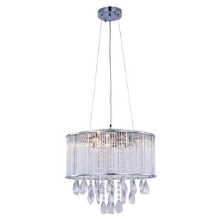Searcy 7-Light Crystal Chandelier by Ever..