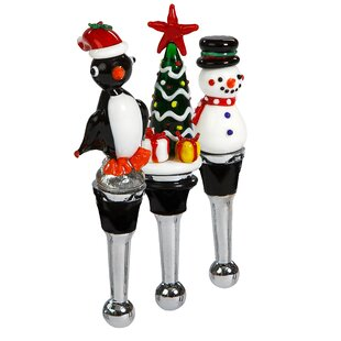 Christmas Wine Stoppers Bar Wine Tools You Ll Love In 2021 Wayfair