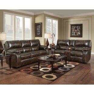 Red Barrel Studio Caroline Reclining Configurable Living Room Set