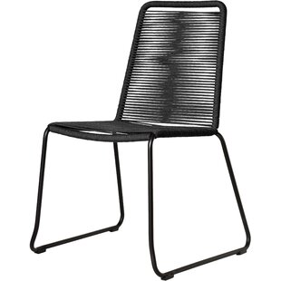 Jaren Stacking Patio Dining Chair (Set of 2)