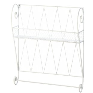Ophelia & Co. Ungar Wire Wall Shelf