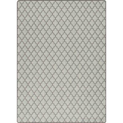 Tinsman Silver Area Rug Charlton Home Rug Size Rectangle 53 X 78