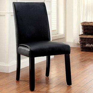 Red Barrel Studio Hufnagel Upholstered Dining Chair (Set of 2)