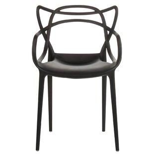 Wrought Studio Gibbs Mid Century Dining Chair