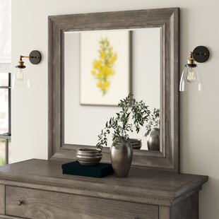 Stoughton Beveled Dresser Mirror