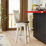 Abella Swivel 24 Counter Stool by Loon Peak®