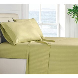 Raub Microfiber Blend Sheet Set