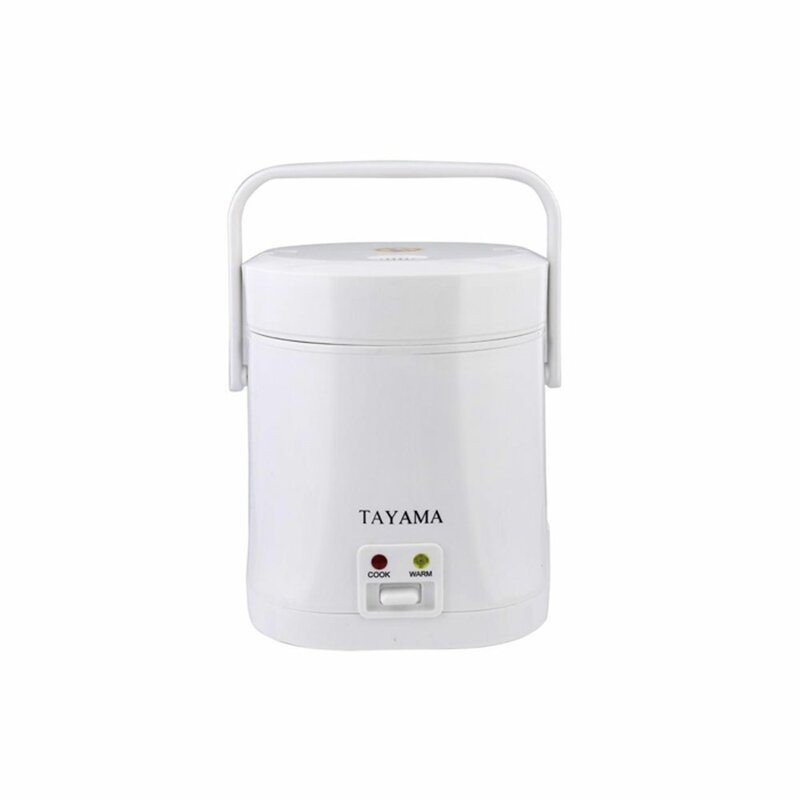 1.5-Cup Portable Mini Rice Cooker