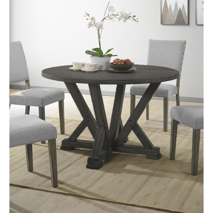 Awe Inspiring Batey Solid Wood Dining Table Creativecarmelina Interior Chair Design Creativecarmelinacom