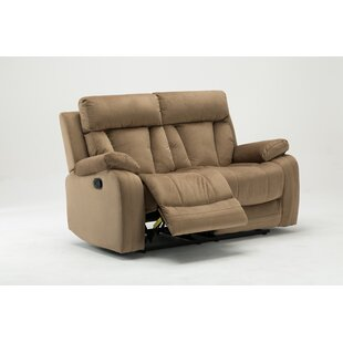 Ullery Living Room Reclining Loveseat by Winston Porter