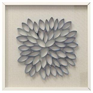 Rice Paper Shadow Box Wall Art | Wayfair