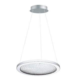 Rue 1-Light LED Crystal Pendant by Orren Ellis