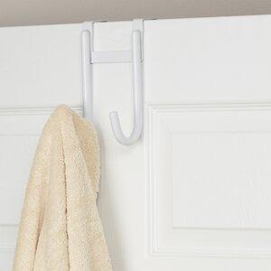 Wayfair Basics Over the Door Double Hook