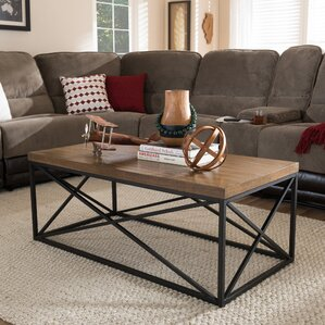 Baxton Studio Coffee Table by Wholesale Inte..