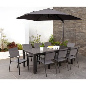 malibu 8 seater patio furniture set. elms 8 seater dining set malibu patio furniture